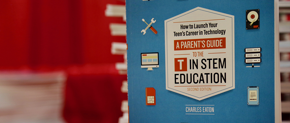 A Parent's Guide to The T in STEM Book Cover